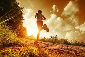 Löpning