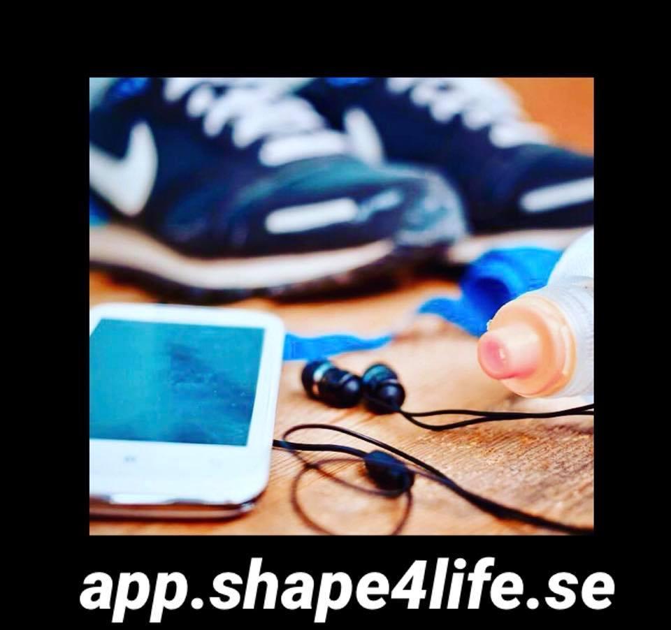 Din träningsstudio online - Träningsapp